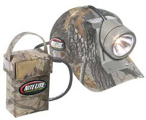 Nite Lite Tracker Light Package Camo LED 1095ap